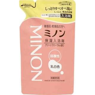 ミノン薬用保湿入浴剤 (つめかえ用)え (400ml) [入浴剤]