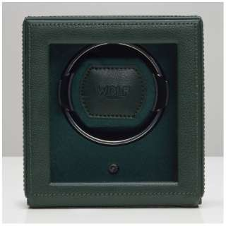自動巻き上げ機 「Cub Winder w/Cover Green」 461141 (グリーン) 【正規品】