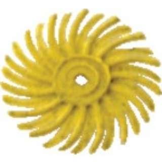 ラジアル・ブリッスルディスク #80相当 黄 19.1mm