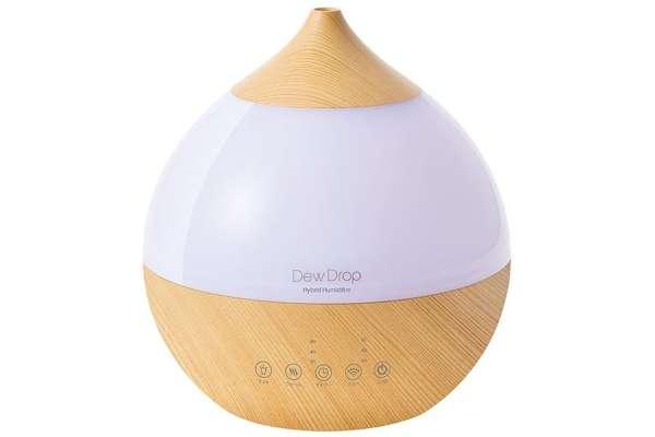ハイブリッド式加湿器のおすすめ14選 スリーアップ「Dew Drop L」HFT-1718(10畳)