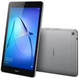 【LTE対応】MediaPad T3 8 スペースグレー [KOB-L09] 8型・MSM8917・ストレージ 16GB・メモリ 2GB  nanoSIMx1 2017年8月モデル Android 7.0 SIMフリータブレット KOB-L09 スペースグレー [8型 /ストレージ:16GB /SIMフリーモデル]