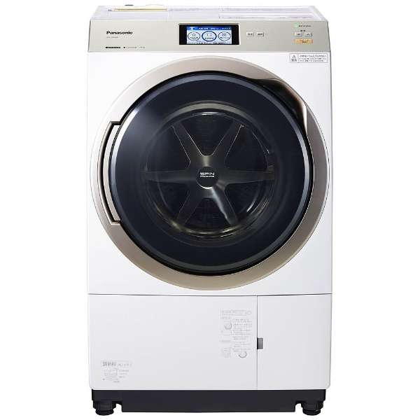 NA-VX9800L-W ドラム式洗濯乾燥機 VXシリーズ クリスタルホワイト [洗濯11.0kg /乾燥6.0kg /ヒートポンプ乾燥 /左開き]