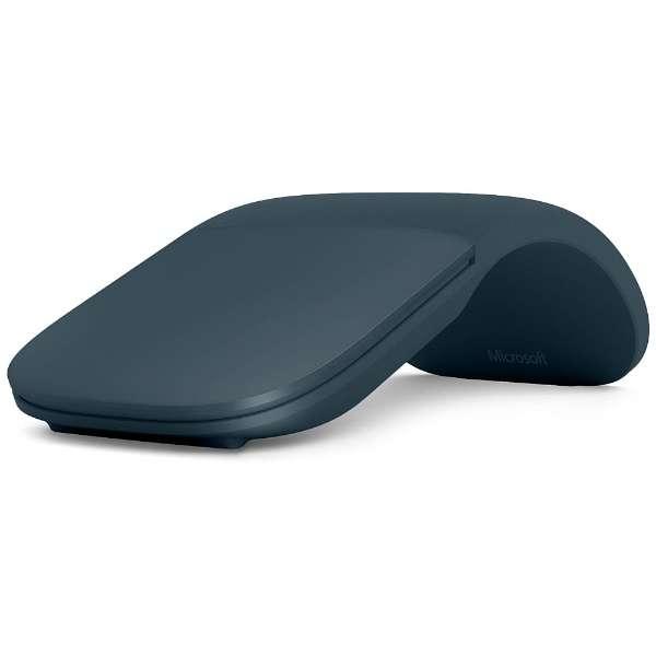 CZV-00057 マウス コバルトブルー [BlueLED /3ボタン /Bluetooth /無線(ワイヤレス)]