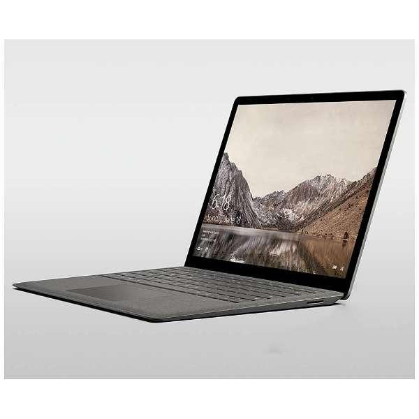 Surface Laptop[13.5型/SSD:256GB /メモリ:8GB /IntelCore i5/ グラファイトゴールド/2017年8月モデル]DAG-00062 ノートパソコン サーフェス ラップトップ