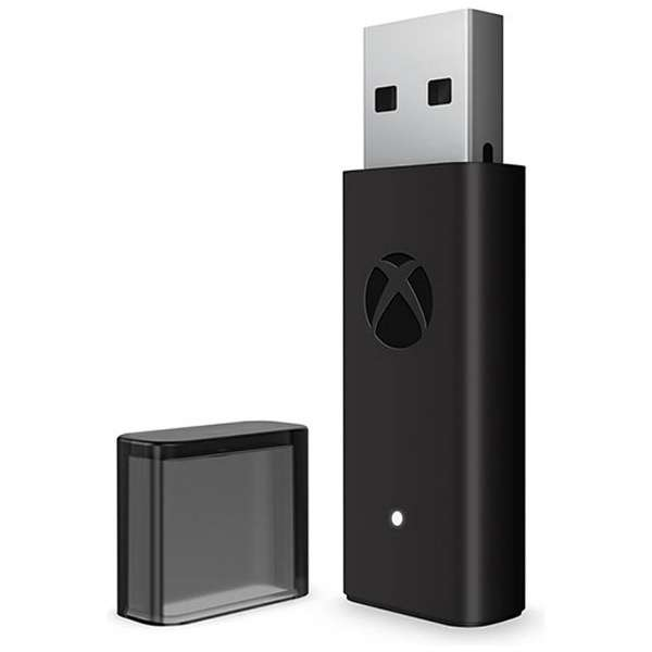 Xbox ワイヤレス アダプター for Windows 10 6HN-00008 【Xbox One】