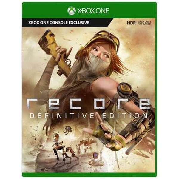 ReCore Definitive Edition【Xbox Oneゲームソフト】