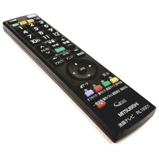 【部品 開封済未使用品】 テレビ用リモコン M01290P18901