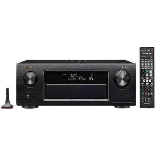 AVR-X6400H AVアンプ ブラック [ハイレゾ対応 /Bluetooth対応 /Wi-Fi対応 /ワイドFM対応 /11.2ch /DolbyAtmos対応]
