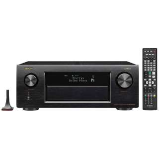 AVR-X4400H AVアンプ ブラック [ハイレゾ対応 /Bluetooth対応 /Wi-Fi対応 /ワイドFM対応 /9.2ch /DolbyAtmos対応]