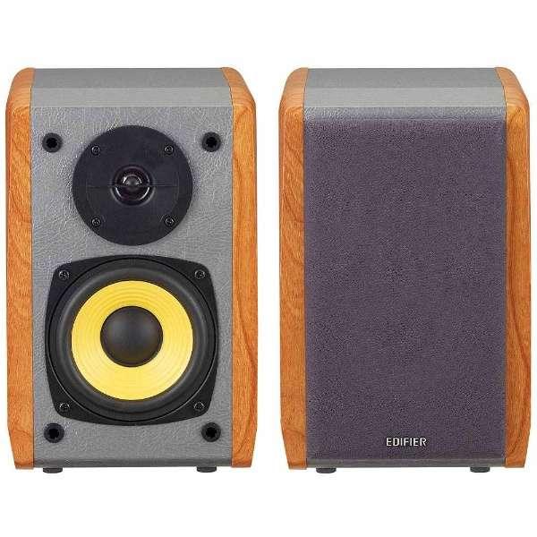 EDR-R1010BT-BR ブルートゥース スピーカー ブラウン [Bluetooth対応]