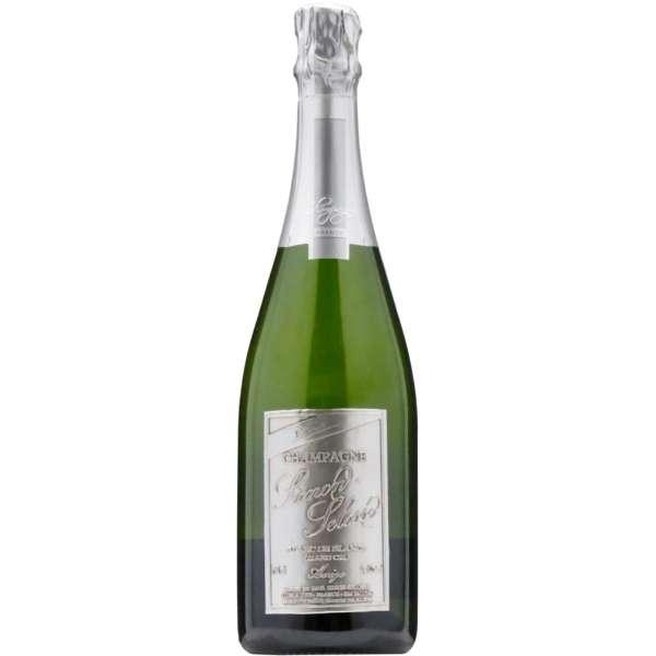 [ネット限定特価] シモン・セロス ブラン・ド・ブラン ブリュット グラン・クリュ アヴィズ NV 750ml【シャンパン】