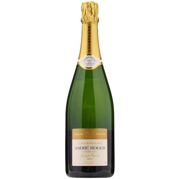 [ネット限定特価] アンドレ・ロジェ ブリュット・レゼルヴ グラン・クリュ アイィ NV 750ml【シャンパン】