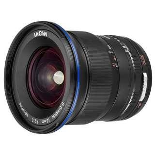 カメラレンズ 15mm F2 Zero-D ブラック [ソニーE /単焦点レンズ]