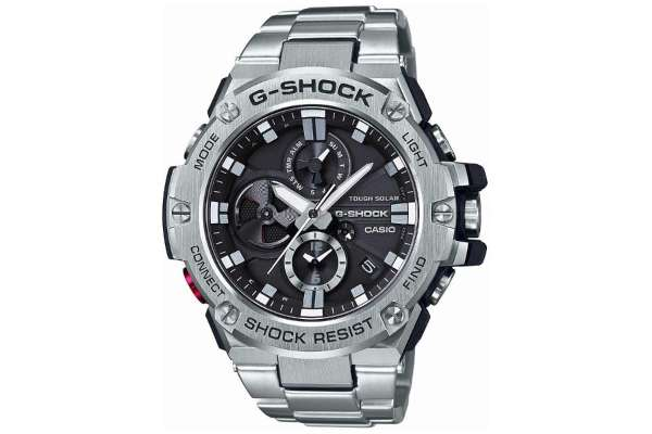 G-SHOCK「G-STEEL (Gスチール)」GST-B100D-1AJF