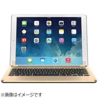 BRY6003 キーボード BRYDGE 12.9[12.9インチiPad Pro / iPad Pro用] Gold [Bluetooth /ワイヤレス]