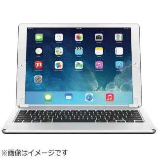 BRY6001 キーボード BRYDGE 12.9[12.9インチiPad Pro / iPad Pro用] Silver [Bluetooth /ワイヤレス]
