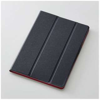 10.5インチiPad Pro用 イタリアンソフトレザーカバー ブルー TB-A17WDTB-U