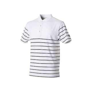 Men s short sleeve engineer stripe shirt FJ-F17-S54(XL size   white 9726153d39f5
