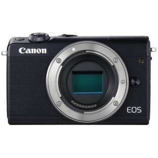 EOS M100 ミラーレス一眼カメラ ブラック [ボディ単体]