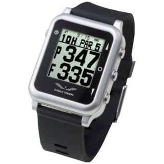 GPSゴルフナビゲーションウォッチ EAGLE VISION watch4(ブラック) EV717BK