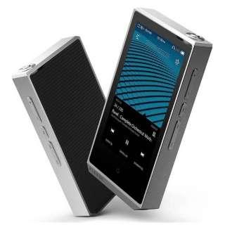 デジタルオーディオプレーヤー PLENUE R Polaris Silver PR128GSL [128GB /ハイレゾ対応]
