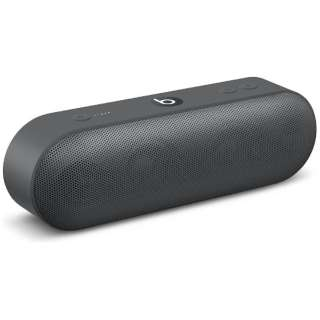 MQ312PA/A ブルートゥース スピーカー Beats Pill+ アスファルトグレー [Bluetooth対応]