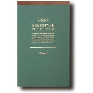 ノートパッドA5 FG FHNP02FG