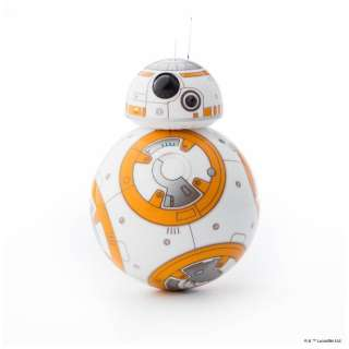 BB-8 App-Enabled Droid with Trainer [R001TRW]〔ドロイド: iOS/Android対応〕