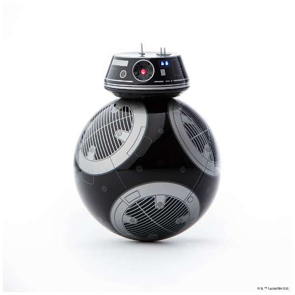 BB-9E App-Enabled Droid with Trainer [VD01JPN] 〔ドロイド: iOS/Android対応〕