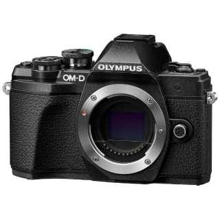 OM-D E-M10 Mark III ミラーレス一眼カメラ ブラック [ボディ単体]