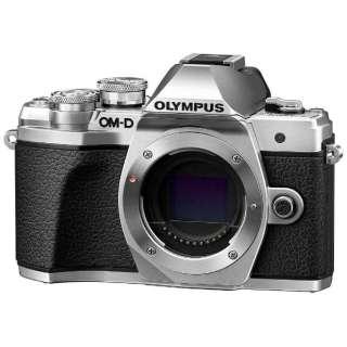 OM-D E-M10 Mark III ミラーレス一眼カメラ シルバー [ボディ単体]