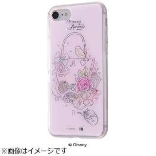 iPhone 7用 TPUケース+背面パネル OTONA ディズニー オーロラ11 IJ-DP7TP/AU011