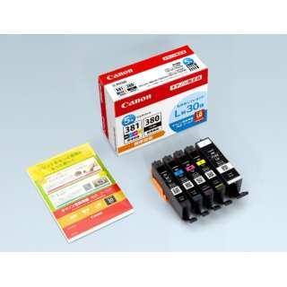 BCI-381+380/5MP 純正プリンターインク PIXUS(ピクサス) 5色マルチパック