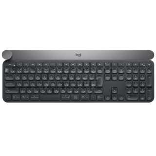 ワイヤレスキーボード[2.4GHz USB/Bluetooth・Mac/Win] KX1000s