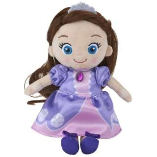 ディズニーキャラクター マイリトル プリンセス ヘアメイク プラッシュドール ちいさなプリンセスソフィア ソフィア