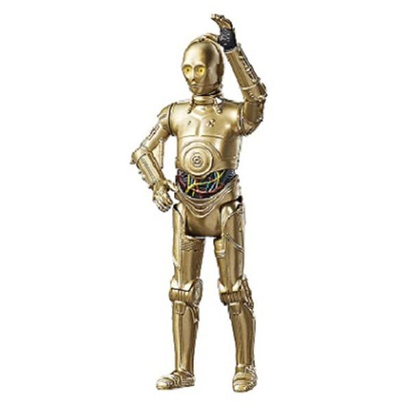 スター・ウォーズ ベーシックフィギュア C-3PO