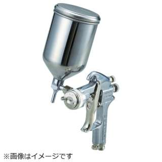 TRUSCO スプレーガン重力式 ノズル径Φ1.1 0.4L SUSカップセット TSG-508G-11SS
