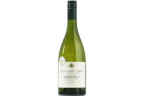 ワインのおすすめ15選 フランス「シュヴァリエ・ド・カイユス シャルドネ」(750ml)