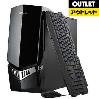 【アウトレット品】 ゲーミングデスクトップPC [Win10 HOME・Core i7・HDD 2TB・メモリ 8GB・GTX1070] NGI767KM16H2X17BW10 【生産完了品】