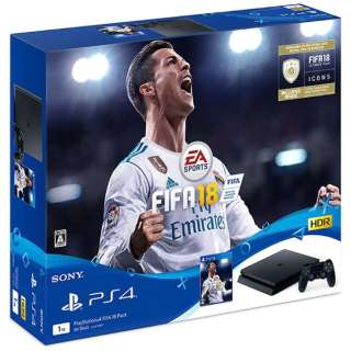 PlayStation 4 (プレイステーション4) FIFA 18 Pack [ゲーム機本体]