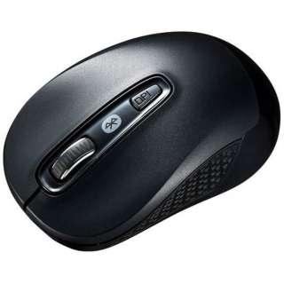 MA-BTBL29BK マウス ブラック [BlueLED /3ボタン /Bluetooth /無線(ワイヤレス)]