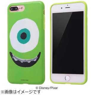 iPhone 7 Plus用 TPUソフトケース クローズアップ ディズニー マイク IN-DP7PH/MI