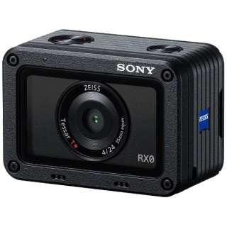 DSC-RX0 コンパクトデジタルカメラ Cyber-shot(サイバーショット) [防水+防塵+耐衝撃]
