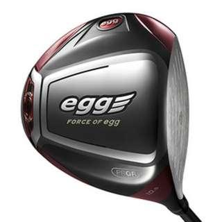 ドライバー egg ドライバー IMPACT-SPEC 10.5°《専用軽量シャフト M-40》SR 【特価品のため付属品はございません】