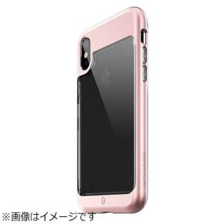 iPhone X用 Sentinel Contour Case ピンク BCTA84