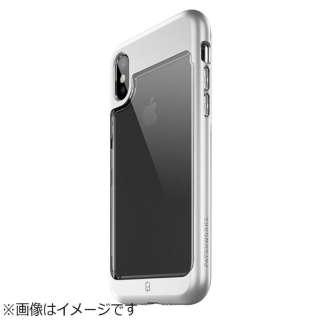 iPhone X用 Sentinel Contour Case シルバー BCTA83
