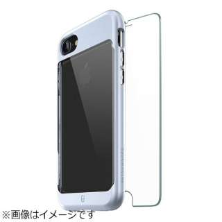 iPhone 8 Sentinel Contour Case ガラスバンドル ブルー BCTA75G
