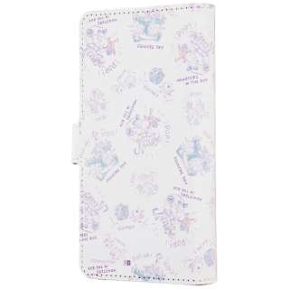 iPhone 8 Plus ディズニーキャラクター 手帳型アートケース モンスターズ20 INDP7S6PMLC2MI020