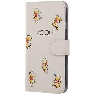 iPhone 8 Plus ディズニーキャラクター 手帳型アートケース くまのプーさん18 INDP7S6PMLC2PO018