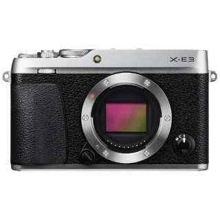 F X-E3-S ミラーレス一眼カメラ シルバー [ボディ単体]